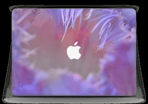 "Lilla blomst Skin MacBook Air 13"""