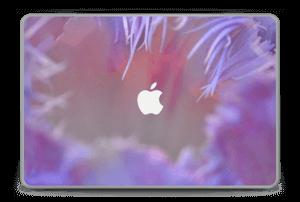 "Lilla blomst Skin MacBook Pro 15"" -2015"