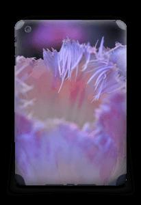 Lilla blomst Skin IPad mini 2 back