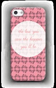 Happy sykling deksel IPhone 5/5S