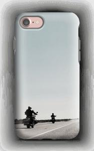 På tur i California deksel IPhone 7 tough