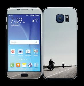 På tur i California Skin Galaxy S6