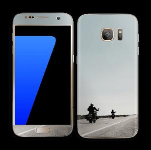 På tur i California Skin Galaxy S7