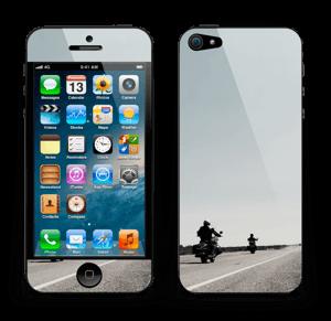 På tur i California Skin IPhone 5