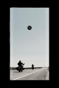 På tur i California Skin Nokia Lumia 920