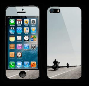 På tur i California Skin IPhone 5s