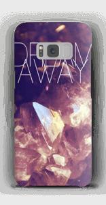 Dream Away Krystall deksel Galaxy S8