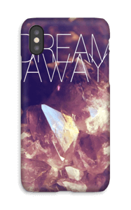 Dream Away Krystall deksel IPhone X
