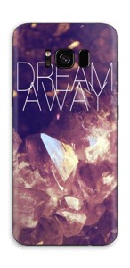 Dream Away Krystall Skin Galaxy S8
