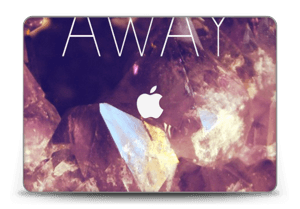 "Dream Away Krystall Skin MacBook Pro Retina 15"" 2015"