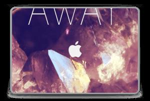 "Dream Away Krystall Skin MacBook Pro 15"" -2015"