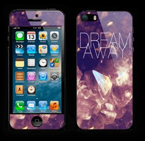 Dream Away Krystall Skin IPhone 5s