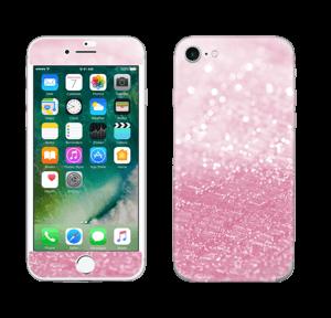 Rosa glitter Skin IPhone 7