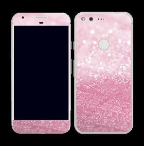 Rosa glitter Skin Pixel