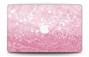 Rosa glitter Skin MacBook Air 11