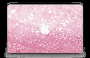 """Rosa glitter Skin MacBook Air 11"""""""