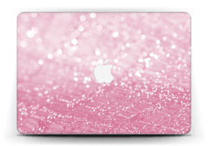 Rosa glitter Skin MacBook Air 13