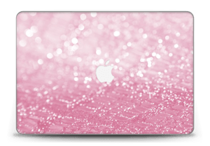 "Rosa glitter Skin MacBook Pro Retina 15"" 2015"