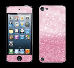 Rosa glitter Skin IPod Touch 5th Gen