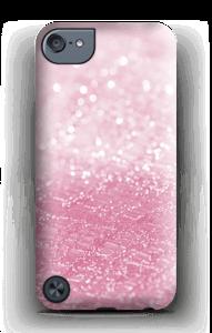 Rosa glitter deksel IPod Touch 5