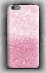 Rosa glitter deksel IPhone 6s