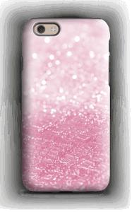 Rosa glitter deksel IPhone 6s tough