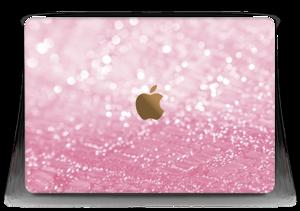 Rosa glitter Skin MacBook 12