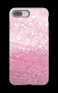 Kimallus kuoret IPhone 8 Plus tough
