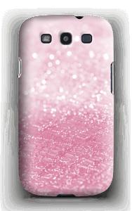 Kimallus kuoret Galaxy S3