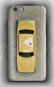 Vintage NYC taxi deksel IPhone 6s