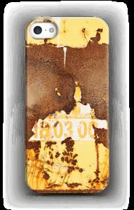Rusten vegg deksel IPhone 5/5S