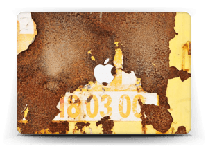 Rusten vegg Skin MacBook Air 13""