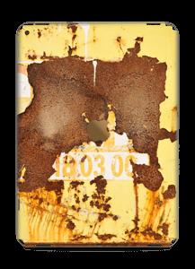 Rusten vegg Skin IPad Pro 12.9