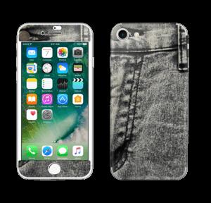 Favoritt jeansen Skin IPhone 7