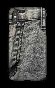 Favoritt jeansen deksel IPhone X