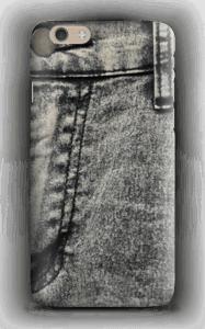 Favoritt jeansen deksel IPhone 6