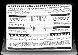 """Hakuna Matata Skin MacBook Pro Retina 13"""" 2015"""
