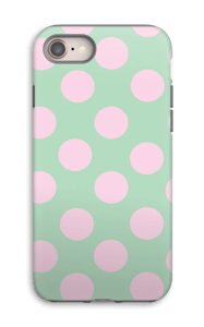 Prikker deksel IPhone 8 tough