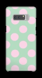 Prikker deksel Galaxy Note8