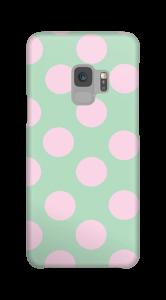 Prikker deksel Galaxy S9