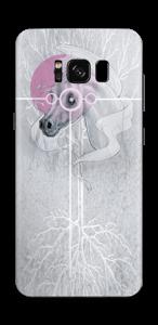 Wild horse Skin Galaxy S8