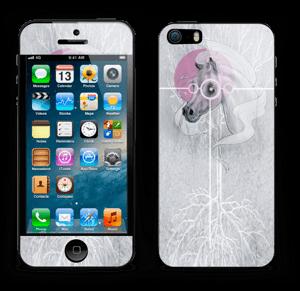 Wild horse Skin IPhone 5s