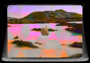"""Orange trekant Skin MacBook 12"""""""