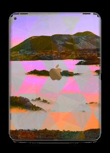 Orange trekant Skin IPad Pro 12.9