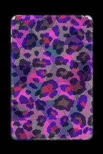 Lilla leopard Skin IPad Mini 4