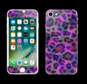 Lilla leopard Skin IPhone 7