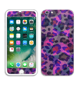 Lilla leopard Skin IPhone 6 Plus