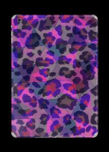 Lilla leopard Skin IPad Air