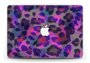"Lilla leopard Skin MacBook Pro Retina 13"" 2015"
