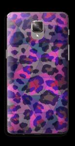 Lilla leopard Skin OnePlus 3